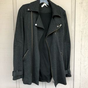 Free People We The Free Charcoal Coat